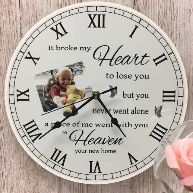 Clock 39 : It broke my heart...