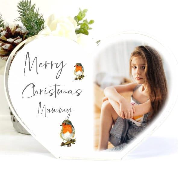Christmas heart:Merry Christmas