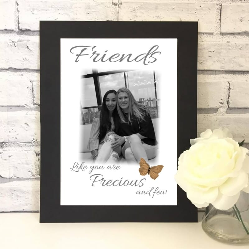 Personalised photo Keepsake - friends like you