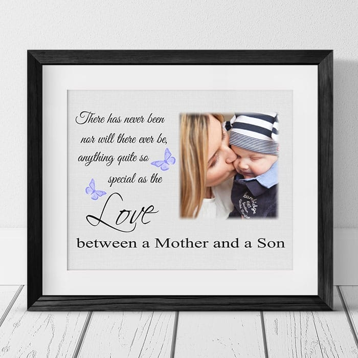 Personalised Photo Gift - The Love between