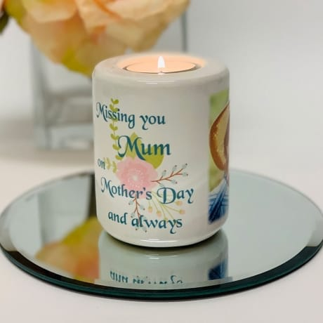 Mother's Day Remembrance Tealight Holder