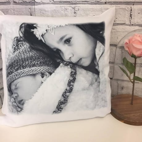 Photo cushion