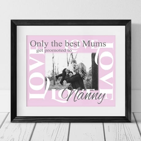 Personalised Photo Gift - Only the best get promoted