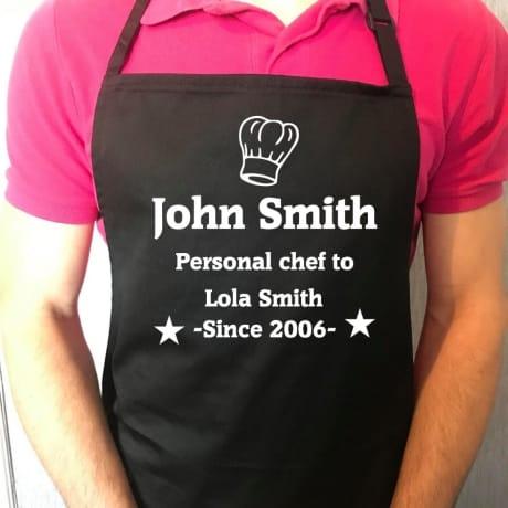 Apron - Personal Chef