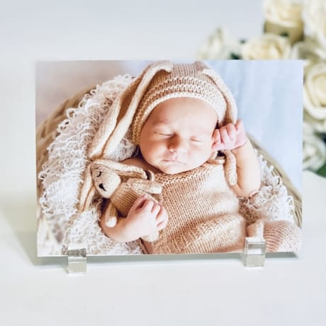 Acrylic Photo Plaque