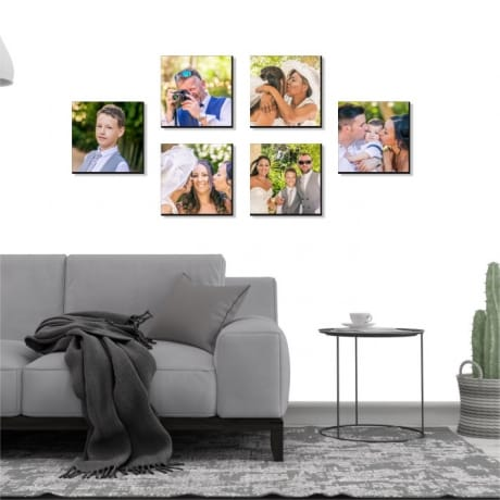 set of 6 Pic n Mix