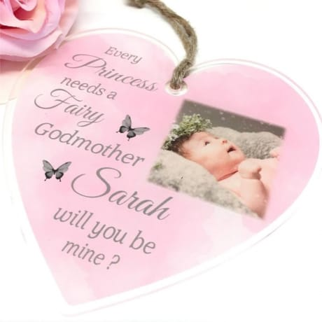 Will you be my Fairy Godmother : Heart