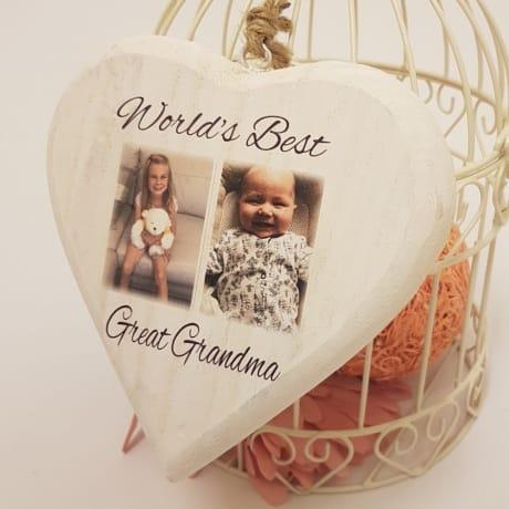 World's best ...Wooden Heart