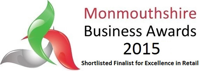 Monmouth Business Award 2015 Finalist