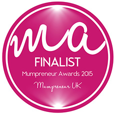 Mumpreneur Awards 2014 Finalist